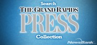 The Grand Rapids Press Collection