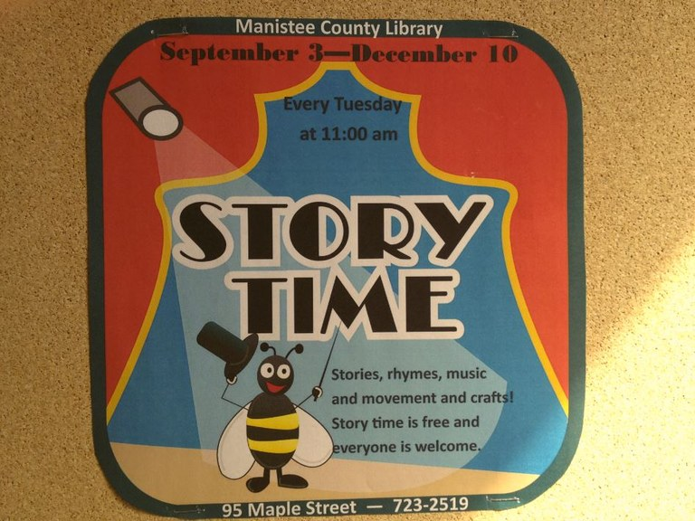 Story time 2013b