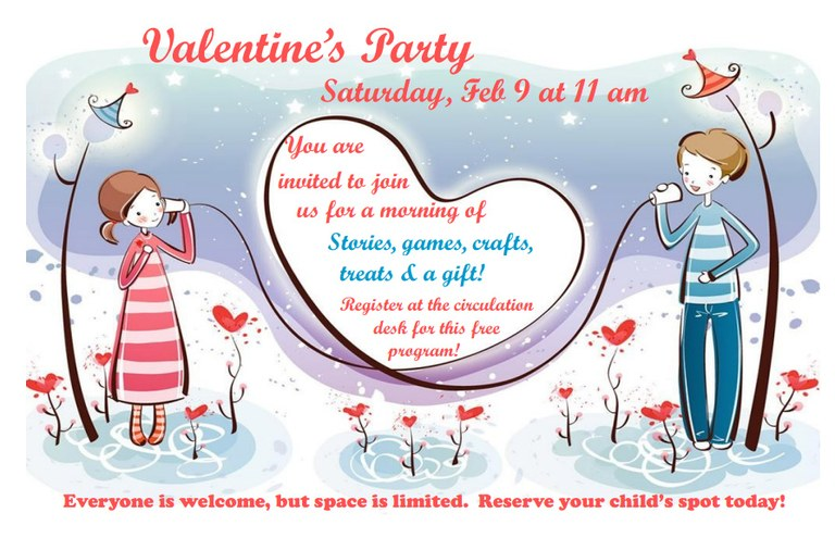 Valentines Party 2013