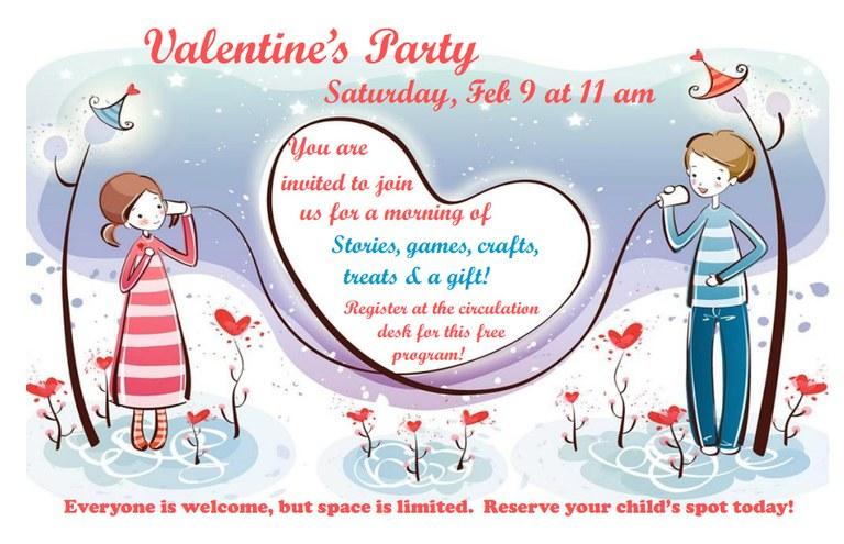 Valentines Party 2013